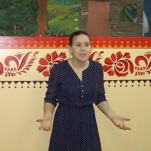 Навалла Алина