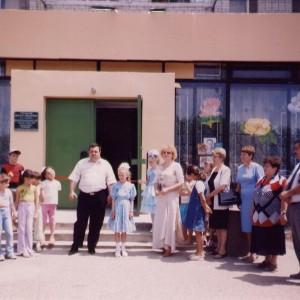 27_05_2003_открытие библиотеки Маршака